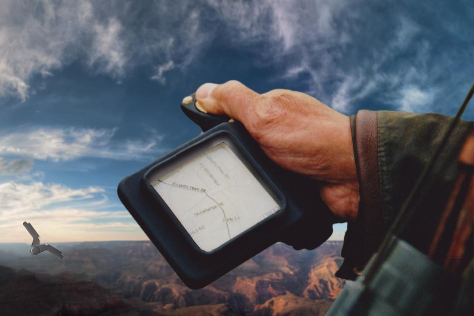 Outdoor GPS Navigator