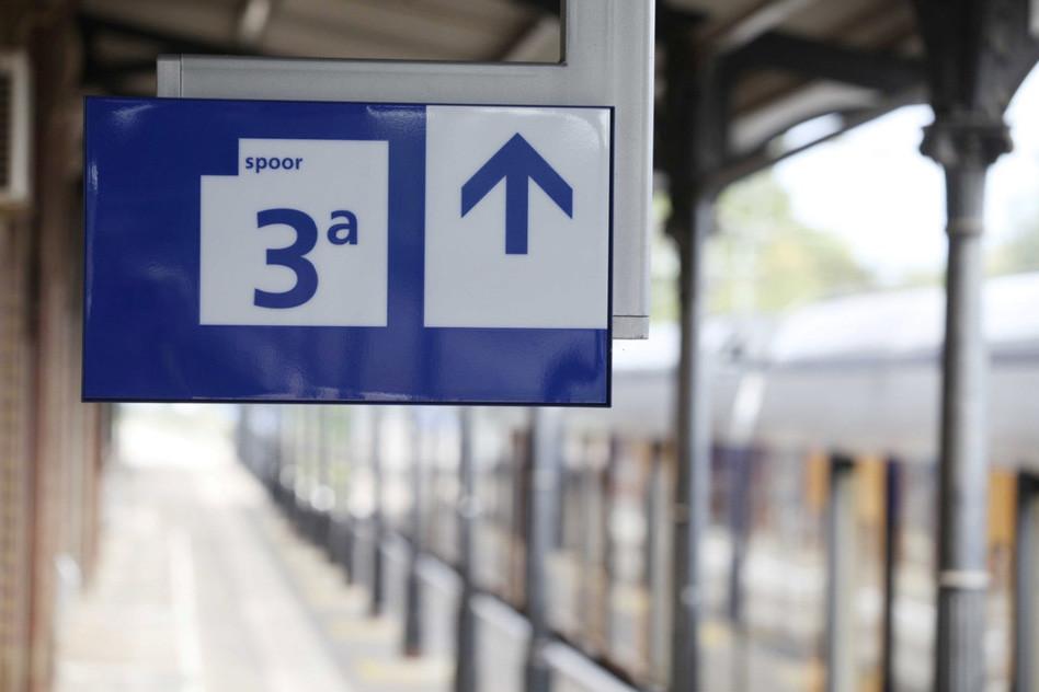 NS Stationsbewegwijzering